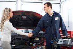 Vehicle Service Contracts || Image URL: http://www.provocardoctor.com/wp-content/uploads/2014/10/bigstock-Handsome-mechanic-and-client-w-15801074.jpg