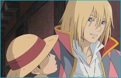 Howl's Moving Castle, ハウルの動く城, 哈爾移動城堡, Howl no Ugoku Shiro, The movie, Hayao, Ghibli ^.^  33