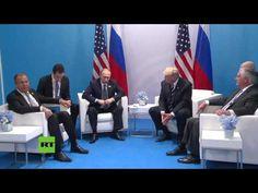 (VIDEO) Putin und Trump vereinbaren Waffenstillstand für Syrien, Zusammenarbeit in Cybersicherheit — RT Deutsch