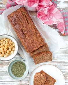 Gemüse Kraftbrot Bread Recipes, Banana Bread, French Toast, Bakery, Clean Eating, Rolls, Breakfast, Ethnic Recipes, Desserts