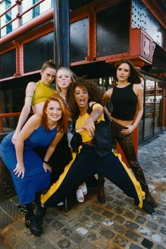 The Spice Girls// what a blast from the past!
