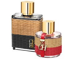 adc0ac1cf4 Carolina Herrera launches two new spring limited editions of the fragrances  CH and CH Men, inspired by New York City's famous Central Park, one of the  m.