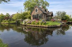If morning traffic has got you down, consider making the move to Giethoorn, the Netherlands. Straight out of a storybook, the thatch-roof homes in this tranquil and remote village are accessible only by boat. Dubbed the Venice of the North, Giethoorn has more than 50 miles of peaceful boating trails and a number of charming B&Bs.