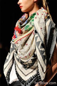 Barbara Bui Spring Summer 2013 Ready-To-Wear Details