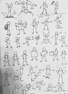 Best Absolutely Free drawing people silhouette Tips One of the most consistent requests we get from the Sketchbook Skool community is approximately draw Visual Note Taking, Stick Figure Drawing, Sketch Notes, Cute Animal Drawings, Silhouette, You Draw, Stick Figures, Drawing People, Doodle Art