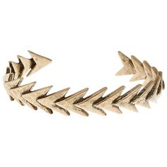 Lucky Brand Arrow Cuff (455 MXN) ❤ liked on Polyvore featuring jewelry, bracelets, medium dark yellow, woven bracelet, wide bracelet, lucky brand jewelry, braid jewelry and cuff bracelet