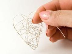 Make a Wire Wrapped Heart