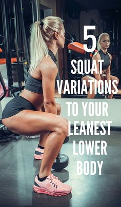 5 exercises to sculpt your butt, legs and thighs.