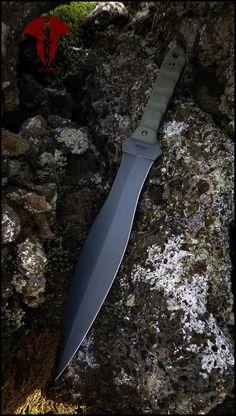 Krypteia Knives Ksifos