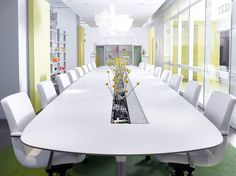 white out conference room