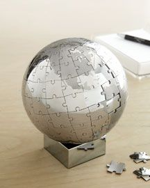 I love puzzles.  This would be so cool to own.