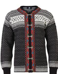 Love these Dale of Norway Sweaters! White Cardigan, Norway, Scandinavian, Knit Crochet, Men Sweater, Husband, Evil Spirits, Unisex, Knitting