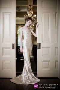 《Beth Elis》2012SS春夏女装婚纱礼服宫廷典雅系列Lookbook-第17页