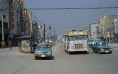 Taipei 1969, 台北市信義路(近新生南路)