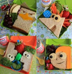 Phineas and Ferb sammies.