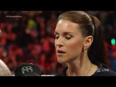 Roman Reigns reminds Stephanie McMahon that he is the  authority in WWE ...