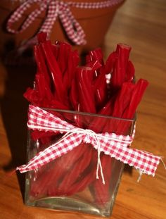 Rope licorice ... Kiwi At Heart: Wild West Party Part 1