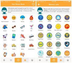 Foursquare Badges