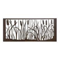 Show details for Cattail Marsh Wall Art