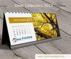 Buy 2017 #Desk #Calendars in New York. Grab the Best Deals. Order Now! http://www.njprintandweb.com/product/desk-calendars/