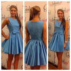Pageant season is fast approaching ladies and we have interview dresses!! This beautiful turquoise dress is perfect for teen with the ruffled skirt!!! We can custom this for you in other colors. 74 East Main St. Buford GA 30518 Phone:770-831-8795
