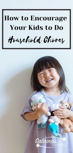 How to Encourage Your Kids to Do Household Chores -#householdchorestips #hometips #cleaningtips Playroom Organization, Organizing, Messy Room, Household Chores, Organize Your Life, Survival Skills, Kids House, Spring Cleaning, Getting Organized
