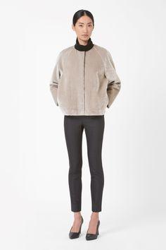 COS | Raglan sleeve jacket
