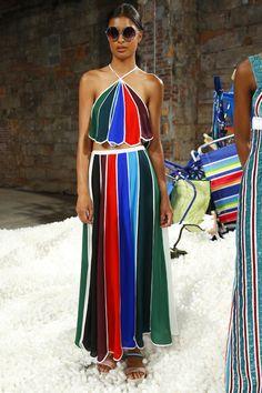 Rosie Assoulin   Ready-to-Wear Spring 2017   Look 8