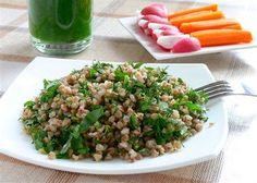 «Гречневый завтрак » рецепт – вегетарианская еда: завтраки. «Афиша-Еда»