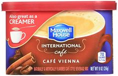 Maxwell House International Coffee Café Vienna, Cans (Pack of Baby Food For Constipation, Foods That Cause Constipation, Baby Food 8 Months, Baby Food By Age, Foods With Iron, Foods High In Iron, Coffee Tasting, Coffee Cafe, House Coffee