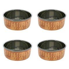 Amazon.com - Indian serveware katoris set of 4 serving bowls