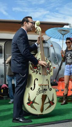 Rockabilly-love the bass