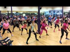 Zumba Dance Workout For Advance: FUN WEIGHT LOSS EVER! - YouTube