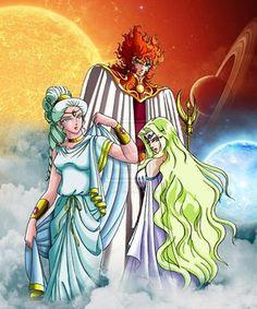 Apolo e Artemis by_carlos_lam_reyes