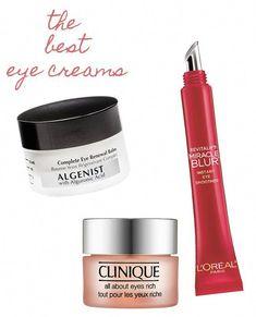 3 of the Best Eye Creams. #HomemadeEyeCream Homemade Eye Cream, Homemade Skin Care, Fall Makeup Looks, Winter Makeup, How To Apply Mascara, How To Apply Makeup, Glam Makeup, Eye Makeup, Mac Cosmetics