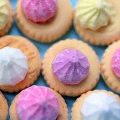 Iced Gems were at every kid's birthday party.