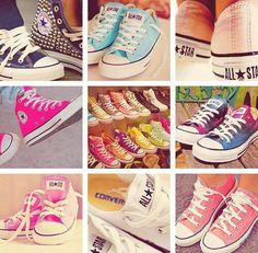 Convers...best shoes of all time!