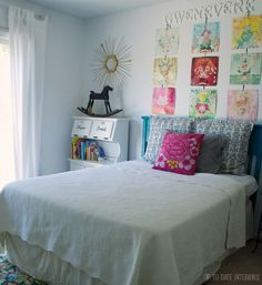 Girl's Room Bits and Pieces - Up to Date Interiors