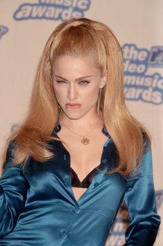 """Madonna at the MTV Video Music awards, 1995 """