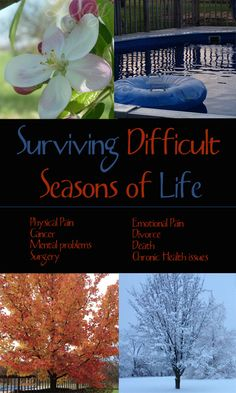 Surviving difficult seasons of life is hard but there are so many lessons to be learned.  Once more we are making a plan to get through hard times.- DaytoDayAdventures.com