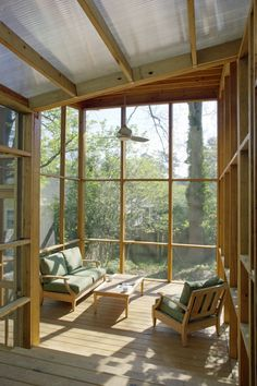 porch by insitustudio