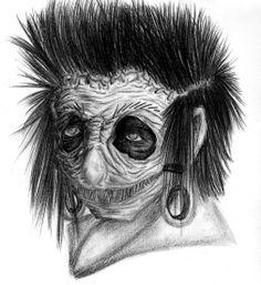 Personaje Principal de una serie original