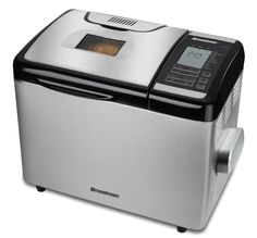 Breadman TR2700 Stainless-Steel Programmable Convection Bread Maker -- This is an Amazon Affiliate link. Click image to review more details.
