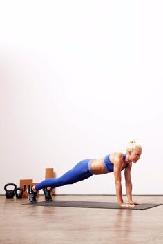This 4-Week Challenge Will Help You Finally Conquer Push-Ups
