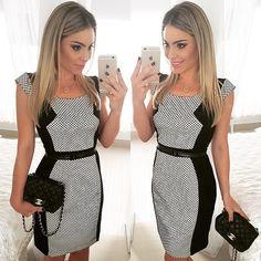 Encontre mais Vestidos Informações sobre Vestido verão 2015 nova moda desgaste…