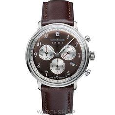 Zeppelin Hindenburg Chronograph Watch