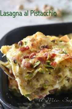 Al Forno Recipe, Meat Recipes, Cooking Recipes, Best Italian Recipes, Mediterranean Recipes, Pasta Dishes, Soul Food, Food Hacks, Italian Recipes