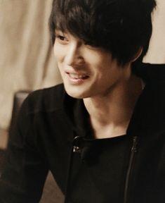 Jaejoong's smile..
