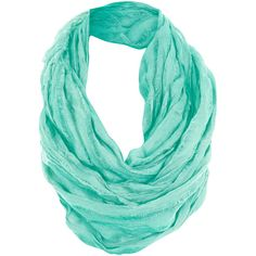 Green Ladder Snood ($22) ❤ liked on Polyvore featuring accessories, scarves, accessories - scarves, fillers, women, snood scarves, acrylic scarves, miss selfridge, green shawl and green scarves