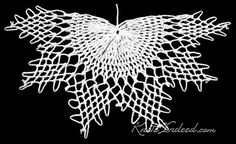 Netted Pointed Lace from Tatting and Netting